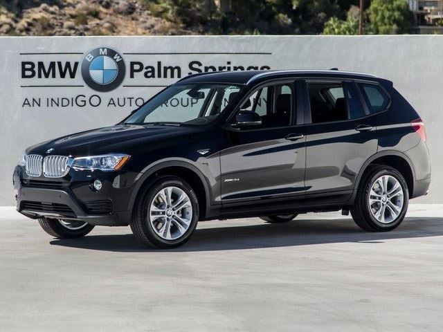 2017 bmw x3 xdrive35i rancho mirage ca cathedral city. Black Bedroom Furniture Sets. Home Design Ideas