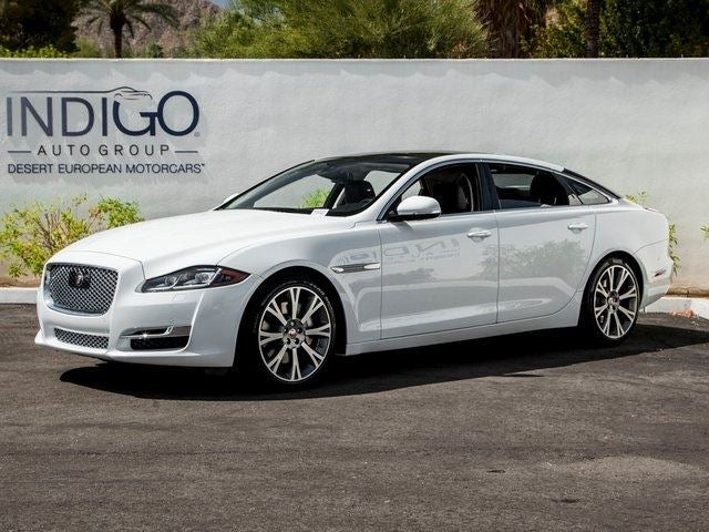2017 Jaguar Xjl Portfolio Rancho Mirage Ca Cathedral