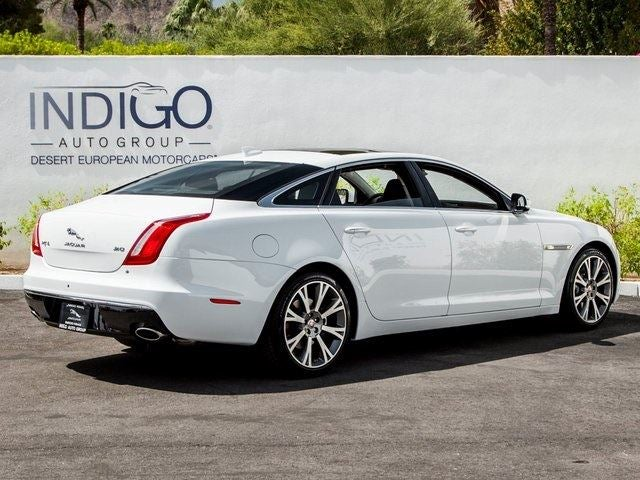 2017 Jaguar Xjl Portfolio Rancho Mirage Ca Cathedral City Palm Desert Palm Springs California