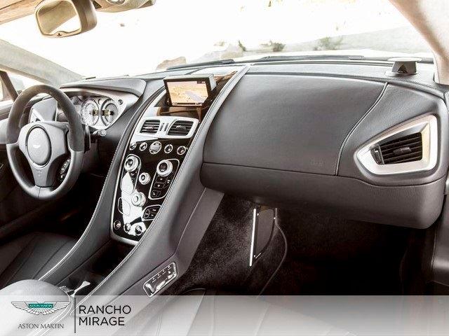 2017 Aston Martin Vanquish Rancho Mirage CA Cathedral