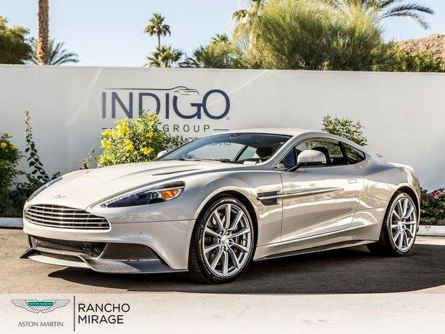2017 aston martin vanquish rancho mirage ca cathedral for Desert motors palm desert