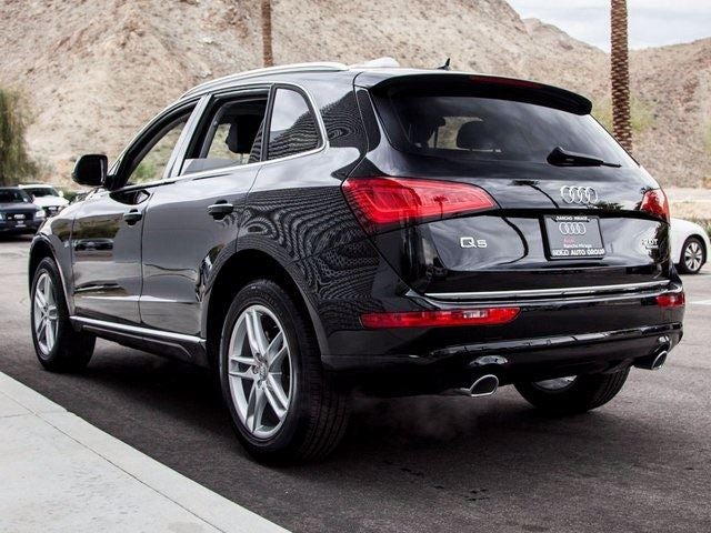 2017 Audi Q5 2 0t Premium Quattro Rancho Mirage Ca Cathedral City Palm Desert Palm Springs