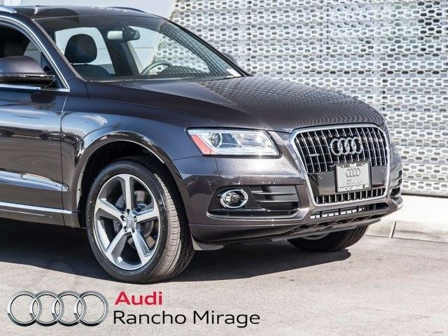 2016 audi q5 3 0t premium plus quattro rancho mirage ca. Black Bedroom Furniture Sets. Home Design Ideas