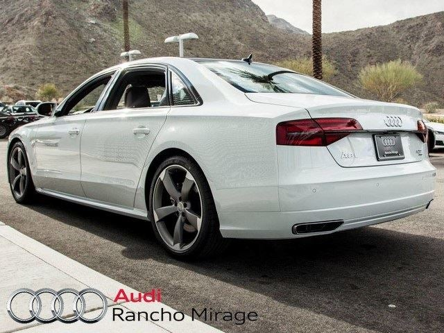 2017 audi a8 l 4 0t sport quattro rancho mirage ca cathedral city palm desert palm springs. Black Bedroom Furniture Sets. Home Design Ideas