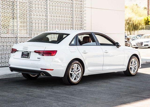2017 Audi A4 2 0t Premium Quattro Rancho Mirage Ca