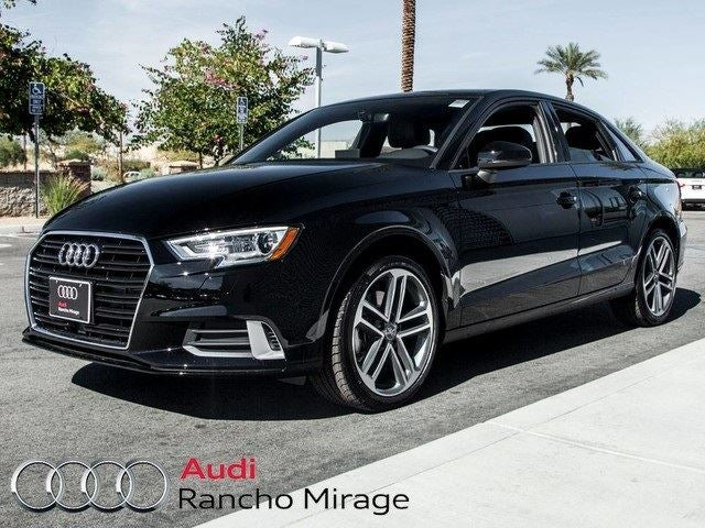 2017 Audi A3 2 0t Premium Fronttrak Rancho Mirage Ca Cathedral City Palm Desert Palm Springs