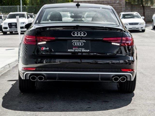 2018 Audi S4 3 0t Premium Plus Quattro Rancho Mirage Ca