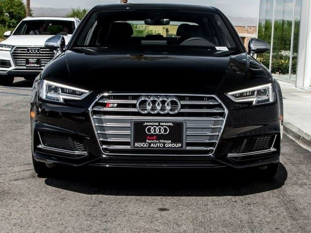 2018 Audi S4 3 0t Premium Plus Quattro Rancho Mirage Ca Cathedral City Palm Desert Palm