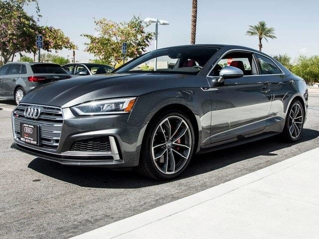 Audi Dealership Houston >> 2018 Audi S5 3.0T Premium Plus quattro Rancho Mirage CA | Cathedral City Palm Desert Palm ...