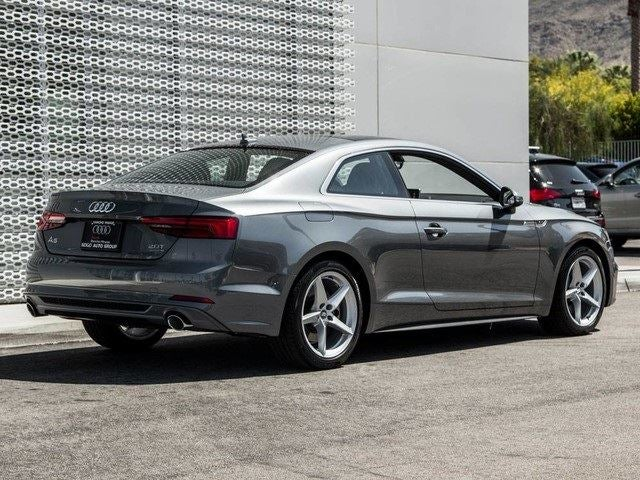 2018 Audi A5 2 0t Premium Quattro Rancho Mirage Ca Cathedral City Palm Desert Palm Springs