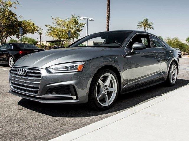 2018 Audi A5 2 0t Premium Quattro Rancho Mirage Ca