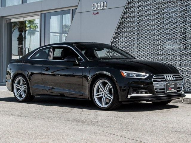 2018 audi a5 2 0t premium plus quattro rancho mirage ca. Black Bedroom Furniture Sets. Home Design Ideas