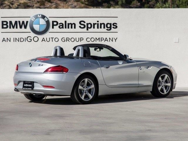 2016 Bmw Z4 Sdrive28i Rancho Mirage Ca Cathedral City