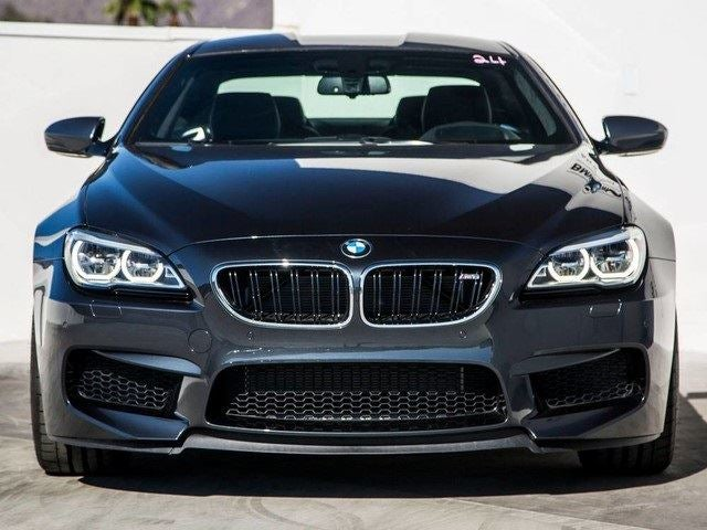 2017 Bmw M6 Rancho Mirage Ca Cathedral City Palm Desert Palm Springs California Wbs6j9c59hd934724