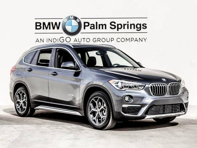 2017 bmw x1 xdrive28i rancho mirage ca cathedral city palm desert palm springs california. Black Bedroom Furniture Sets. Home Design Ideas