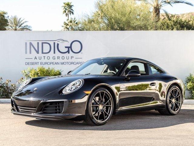 2017 Porsche 911 Carrera Rancho Mirage Ca Cathedral City