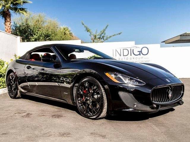 2017 Maserati Granturismo Sport Rancho Mirage Ca