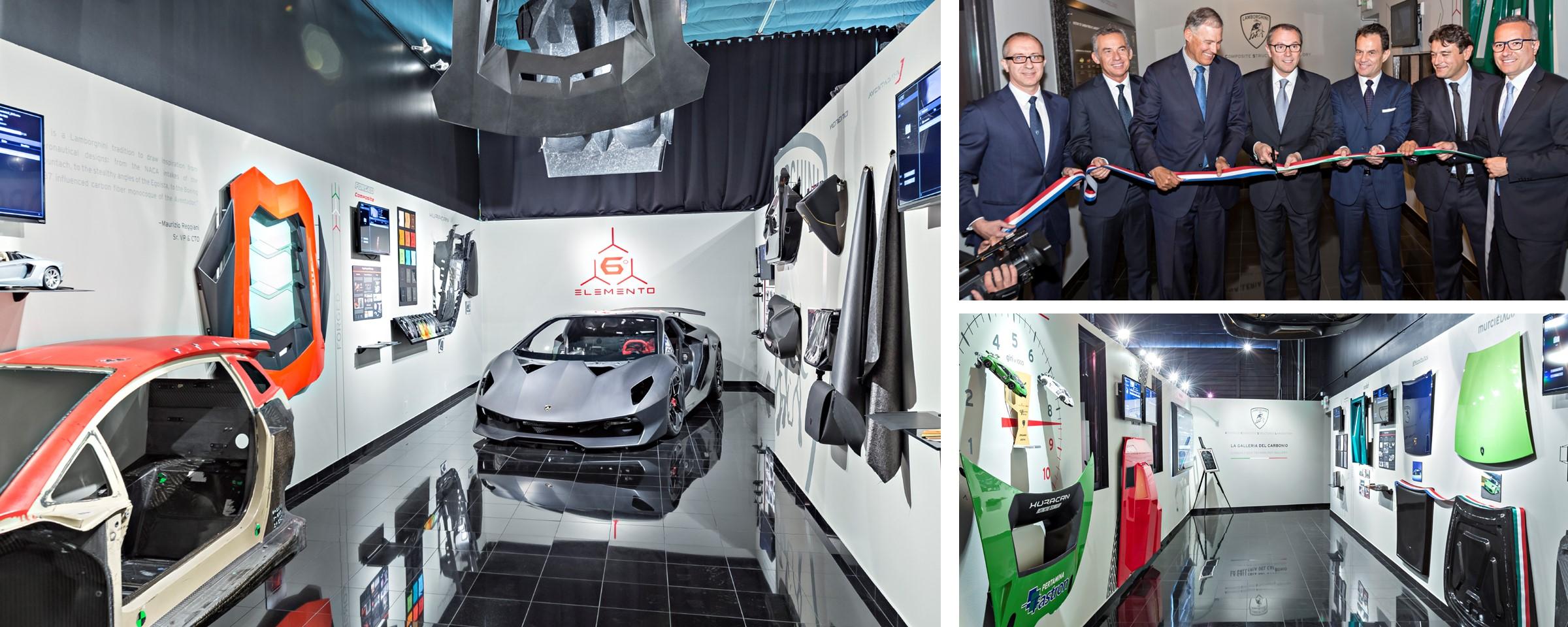 Lamborghini S Advanced Composite Structures Laboratory Opens In Seattle Lamborghini Houston Blog