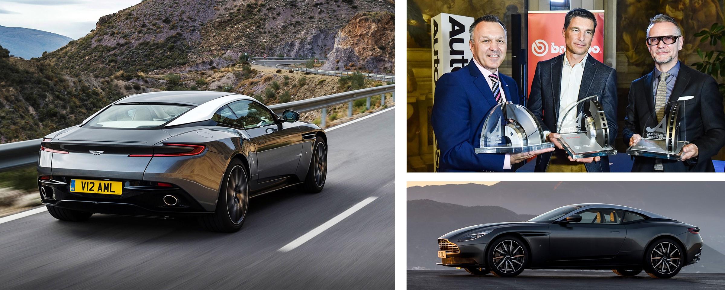 2016 DB11 Wins Award at Italian Auto Show - indiGO Auto Group Blog