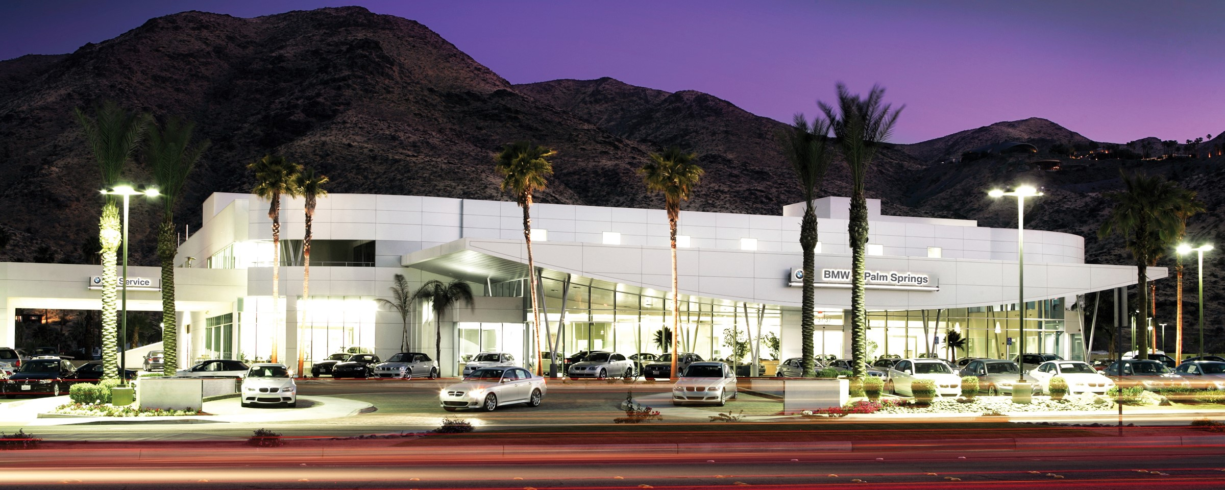 Indigo Auto Group Acquires Bmw Of Palm Springs Bmw Of