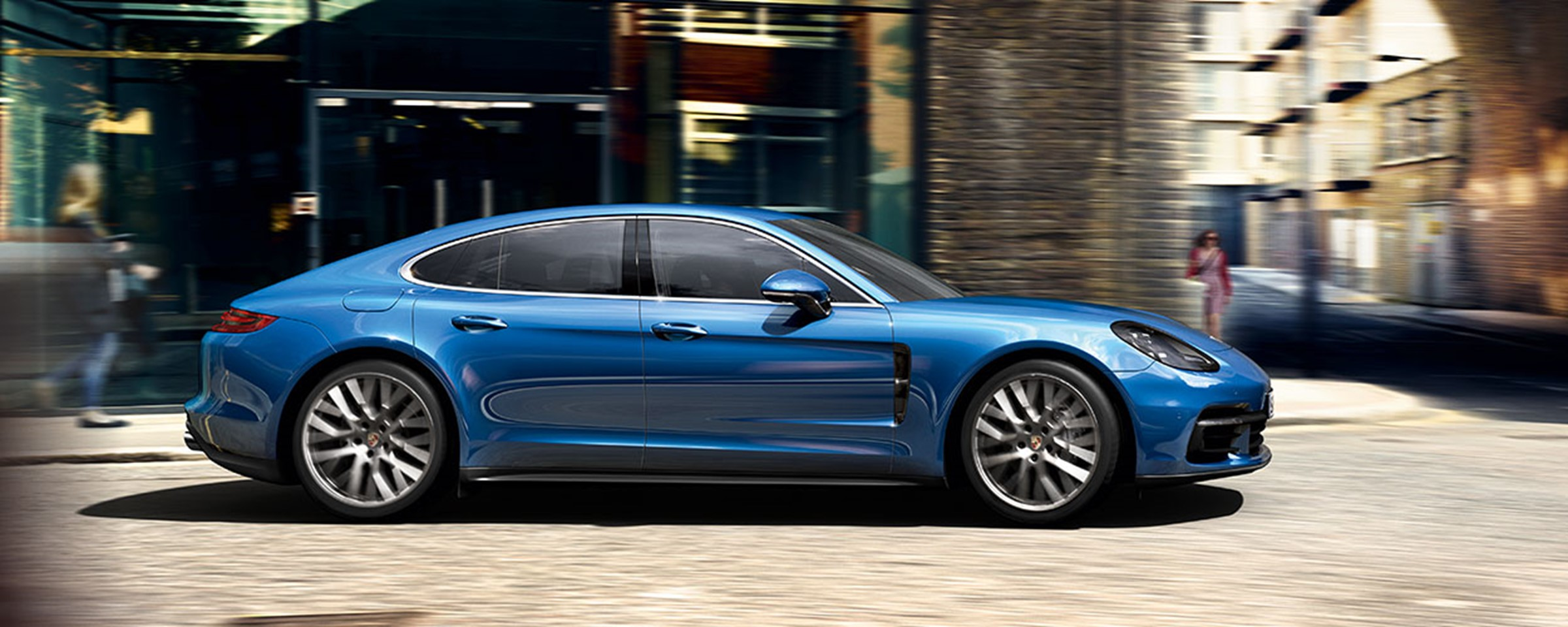 The New Porsche Panamera 4s Indigo Auto Group Blog