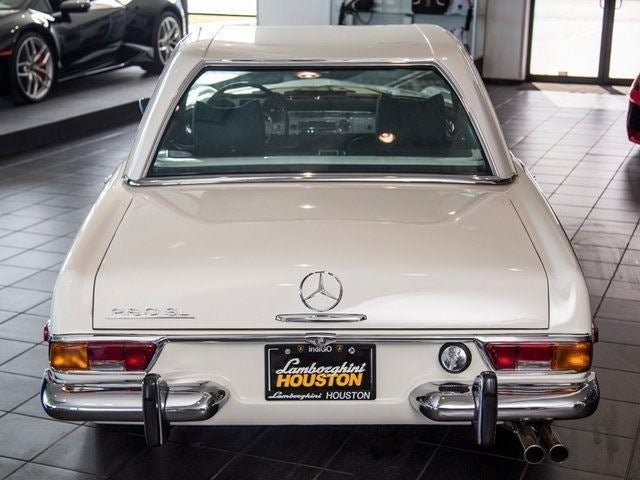 1971 mercedes benz 280sl rancho mirage ca cathedral city for Mercedes benz palm desert