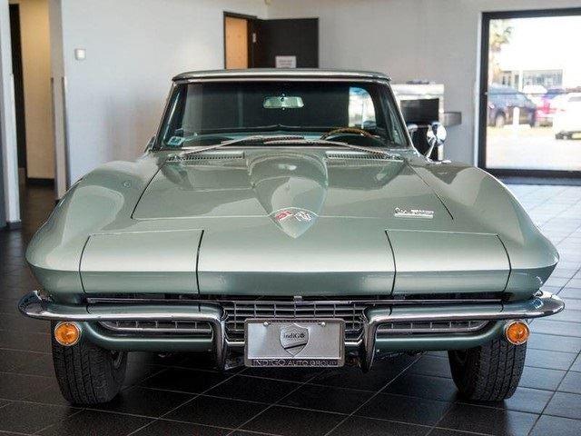 1966 chevrolet corvette stingray convertible rancho mirage for Rancho motors used cars