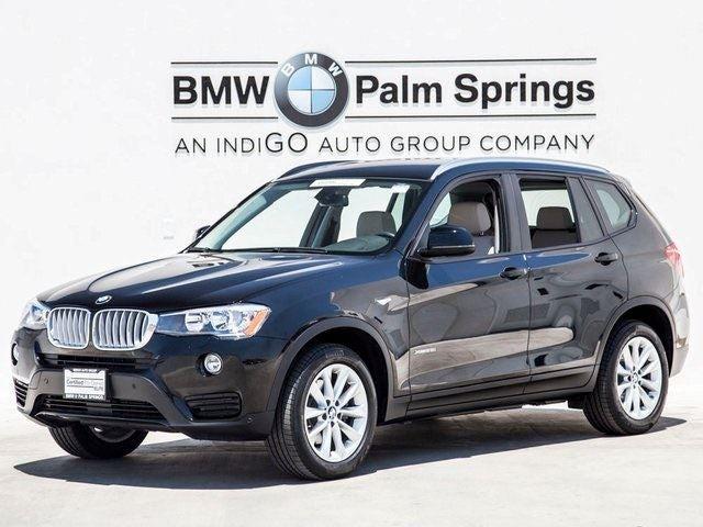 2017 BMW X3 xDrive28i Rancho Mirage CA  Cathedral City Palm