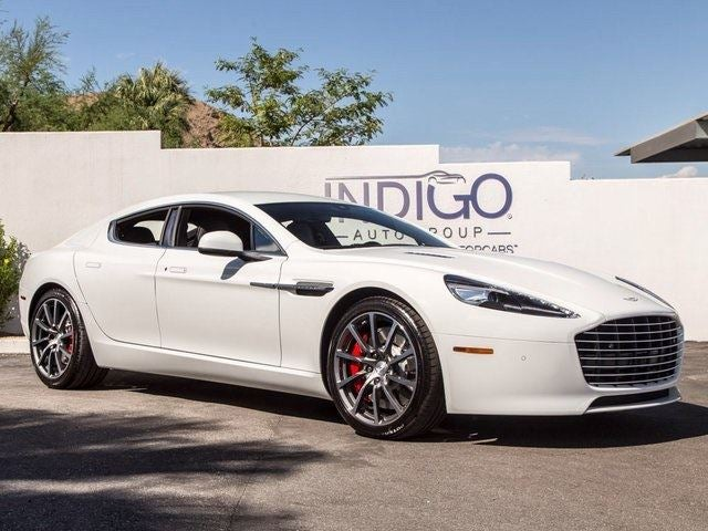 2017 aston martin rapide s rancho mirage ca cathedral for Desert motors palm desert