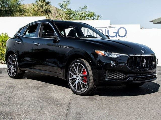 2017 Maserati Levante S Rancho Mirage Ca Cathedral City Palm Desert Palm Springs California