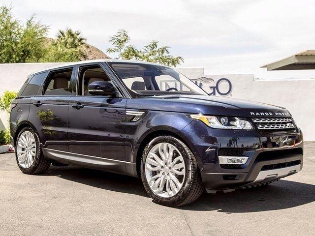2017 Land Rover Range Rover Sport Hse Td6 Rancho Mirage Ca