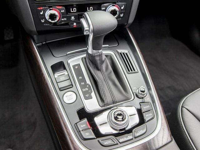 Audi Q TDI T Premium Plus Quattro Rancho Mirage CA - Audi car gear