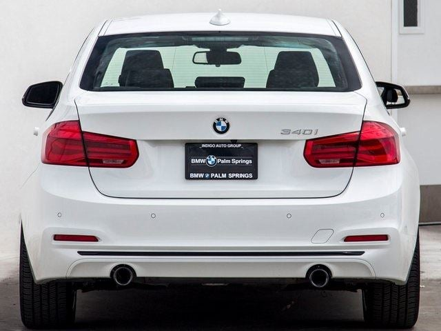 2016 BMW 3 Series 340i Sport Line Rancho Mirage CA  Cathedral