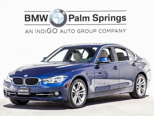 2017 BMW 3 Series 330i Rancho Mirage CA  Cathedral City Palm