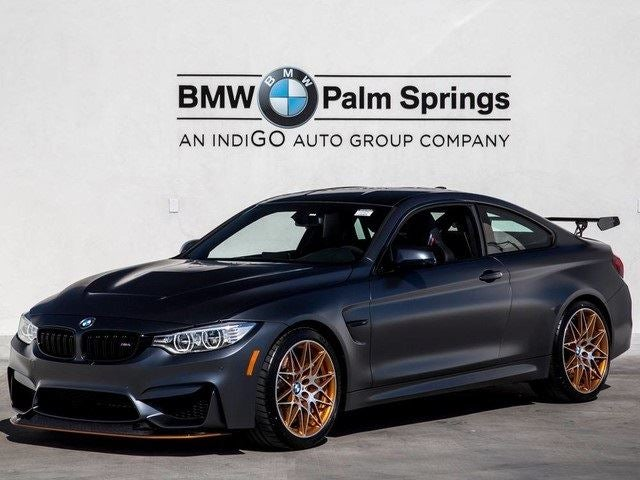 2016 bmw m4 gts rancho mirage ca cathedral city palm for Desert motors palm desert