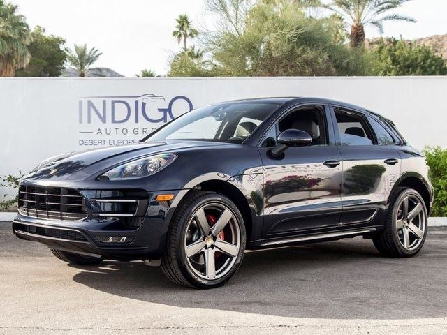 2018 porsche macan turbo rancho mirage ca cathedral city for Desert motors palm desert