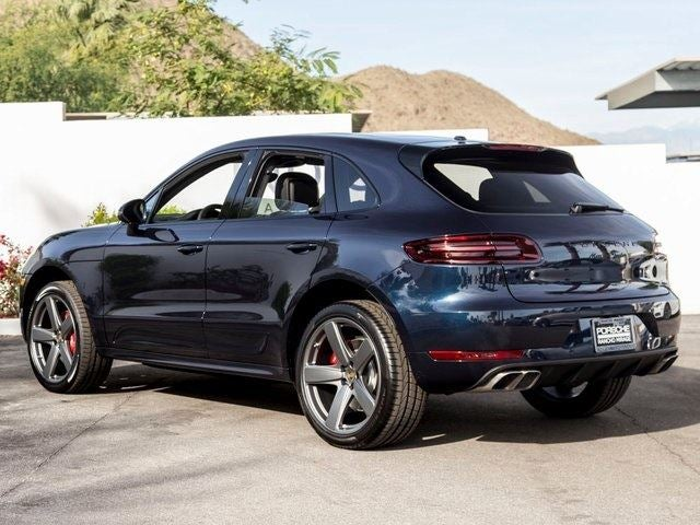 2018 Porsche Macan Turbo Rancho Mirage Ca Cathedral City