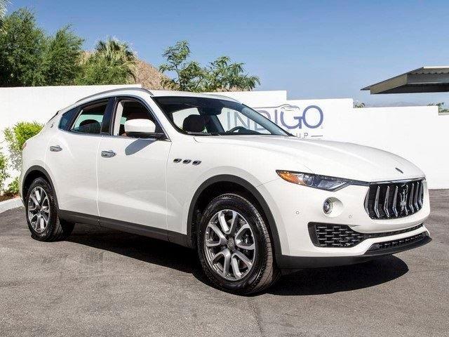2017 Maserati Levante S Rancho Mirage Ca Cathedral City