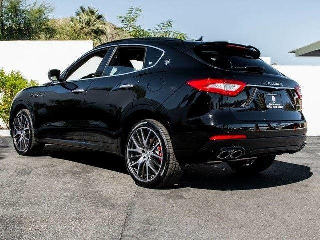 2017 Maserati Levante S Rancho Mirage Ca Cathedral City Palm
