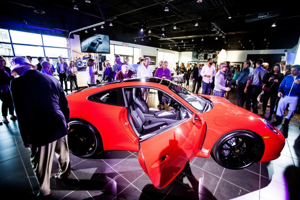 Thank You To All Of Our Wonderful Customers Who Made 2017 Acura Nsx Launch Party A Success Sports Car Fans Gathered From Over The St Louis