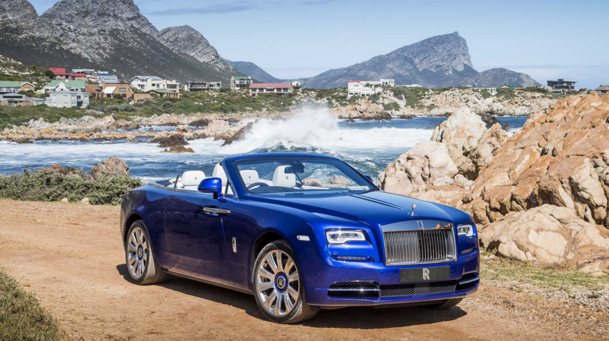 Another Accolade For The Rolls Royce Dawn Indigo Auto