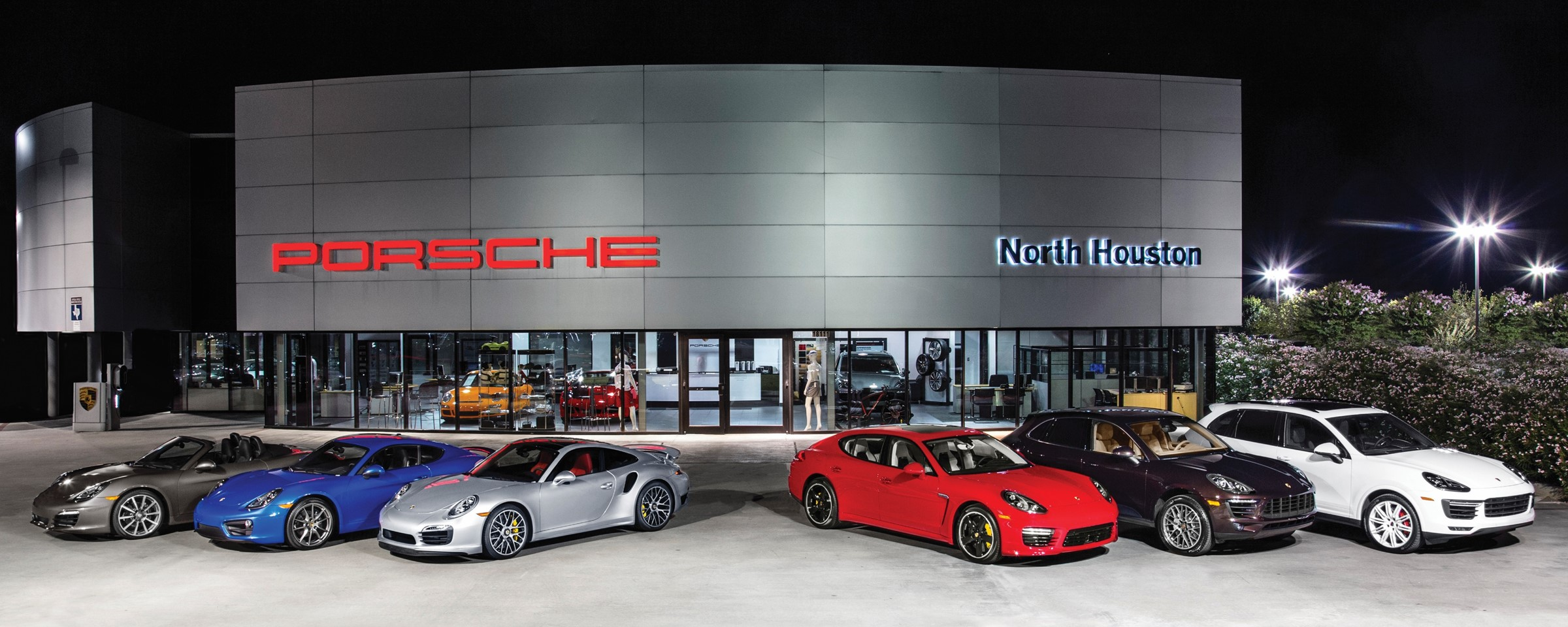 Porsche of North Houston Named Automotive News\' Top 100 Best ...