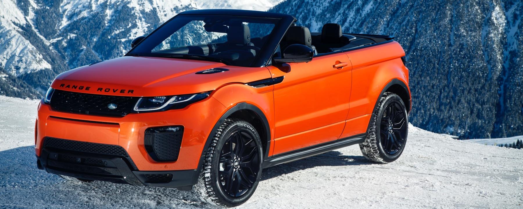 Land Rover Rancho Mirage >> Land Rover Introduces the 2017 Evoque Convertible - indiGO ...