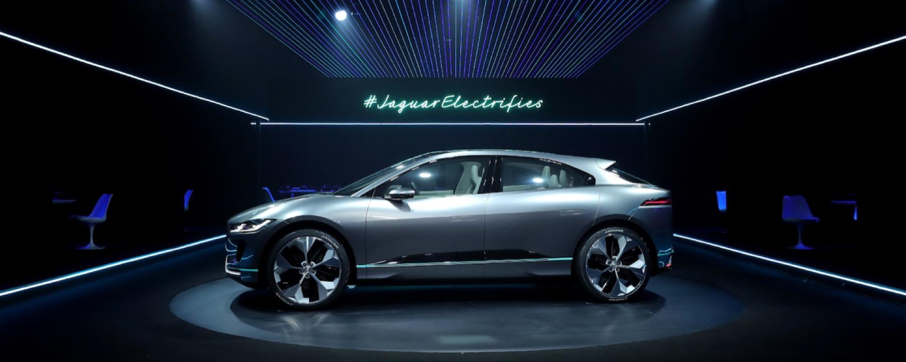 Jaguar Wows With New Concept Car - indiGO Auto Group Blog