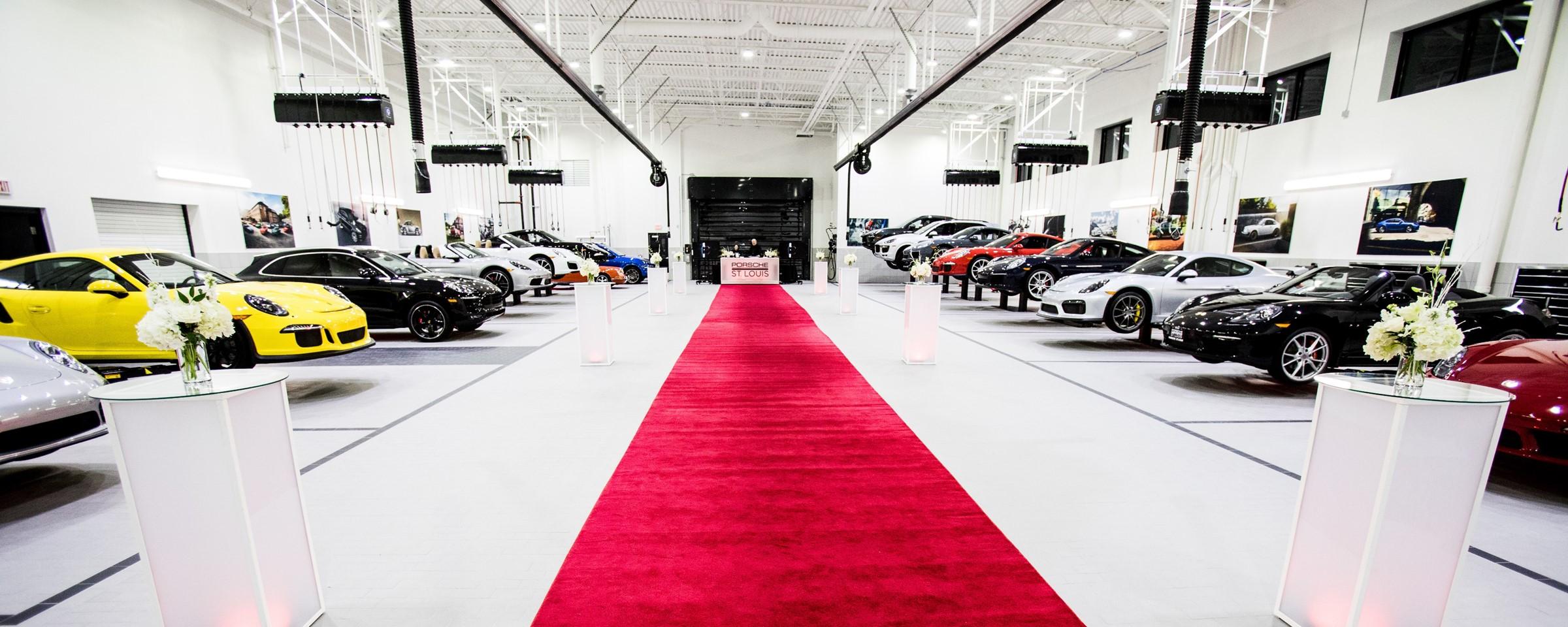Porsche Panamera Premiere