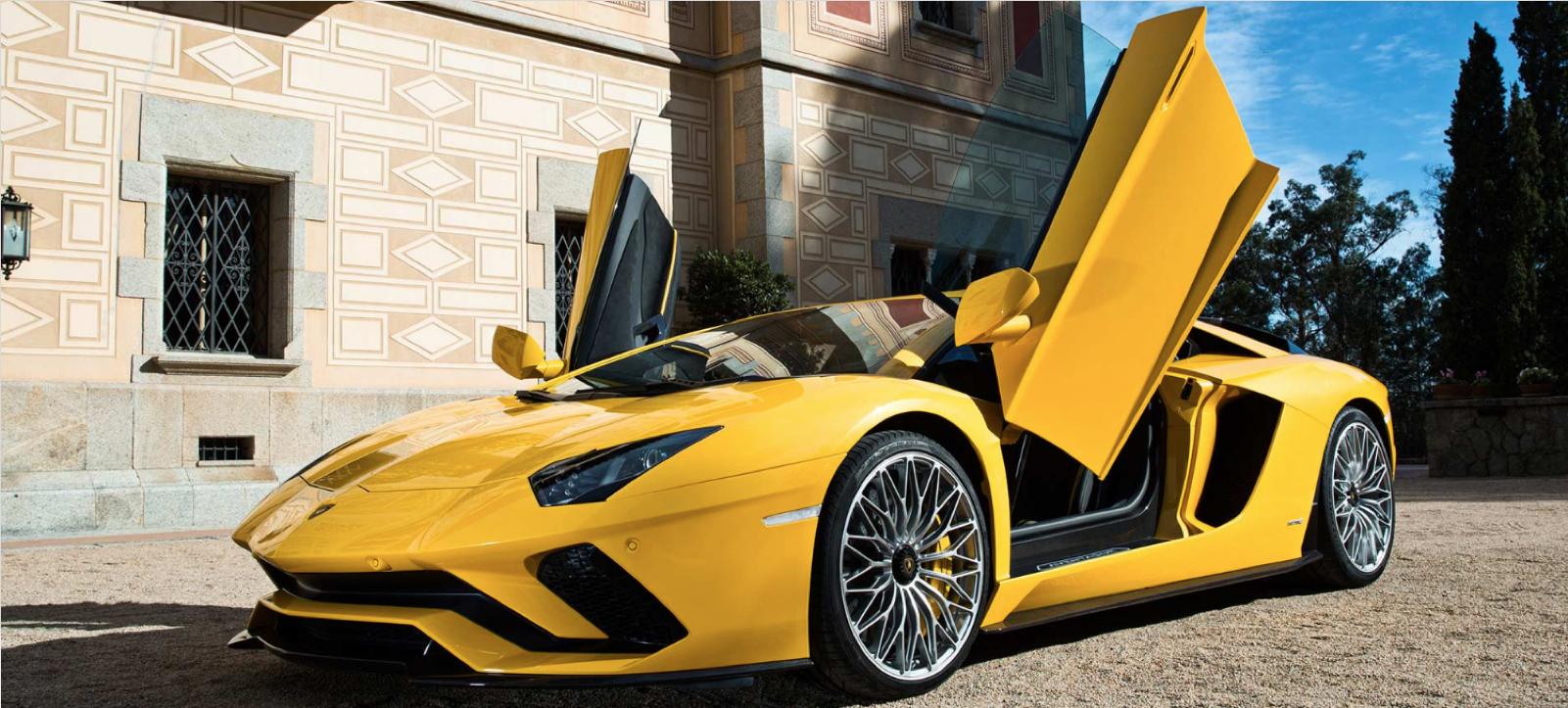 Land Rover Rancho Mirage >> Lamborghini's Iconic Aventador S - indiGO Auto Group Blog
