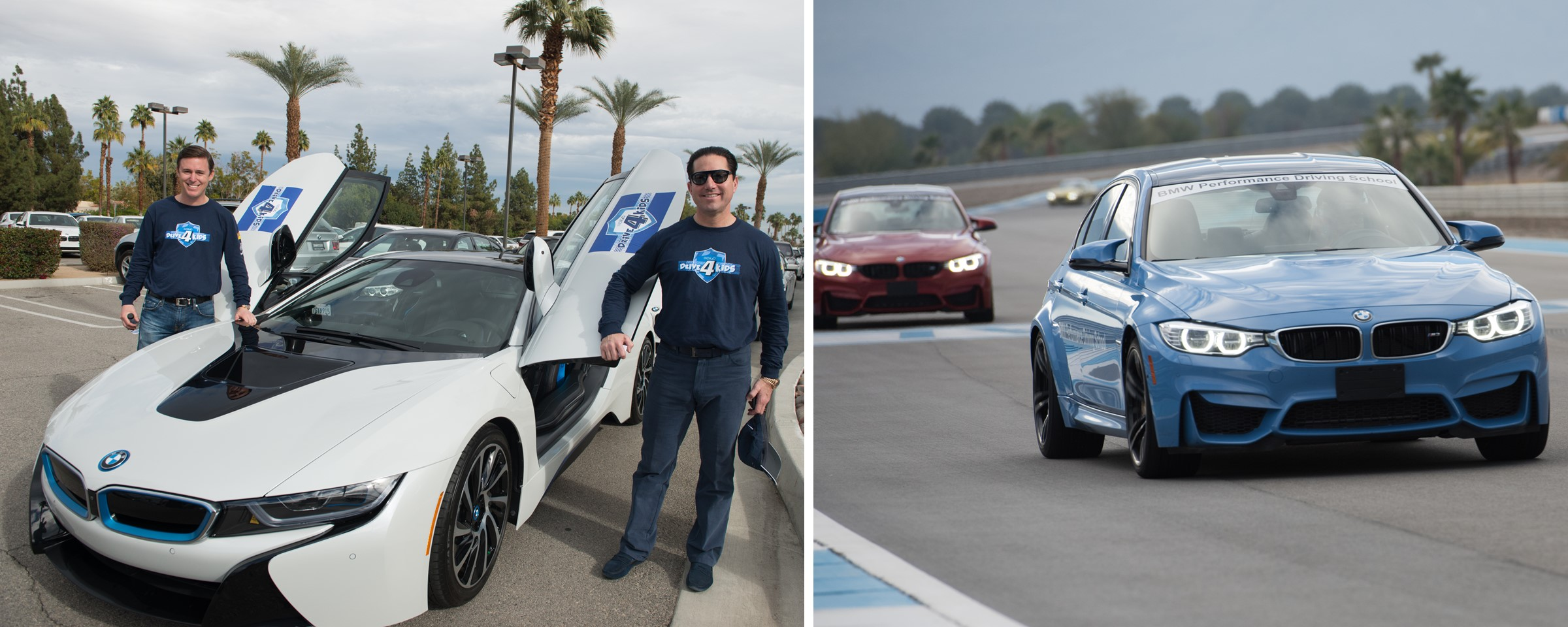 BMW Palm Springs >> Drive4kids Raised 43 750 For The Bianca Rae Foundation S