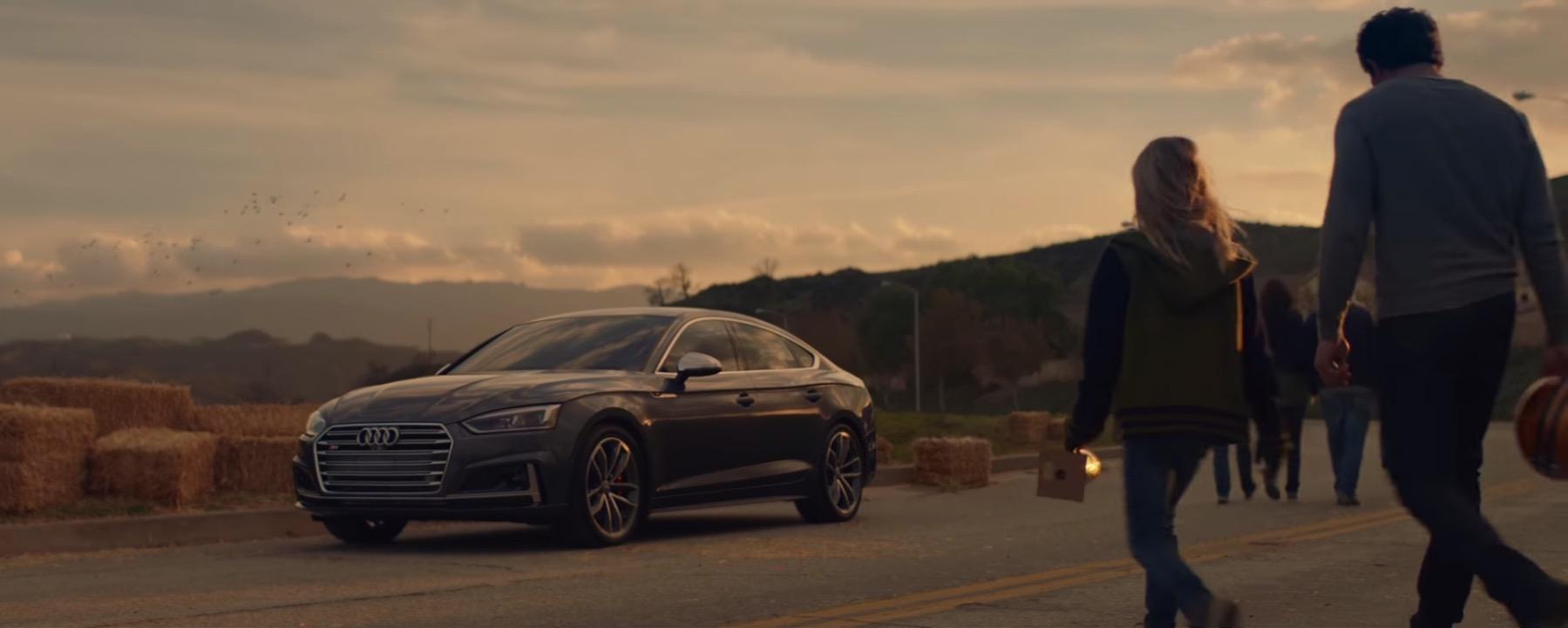 6221426ca1 Audi s Heartwarming Super Bowl Commercial - indiGO Auto Group Blog