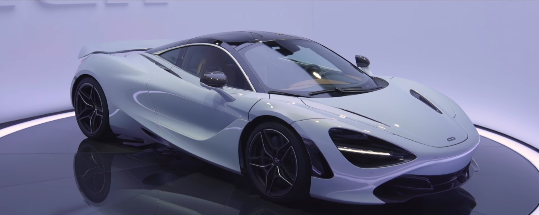Bmw Of Houston >> The McLaren 720S - indiGO Auto Group Blog