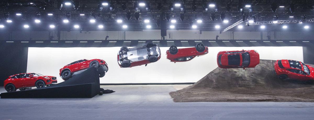 Jaguar Wows With The New E Pace Indigo Auto Group Blog